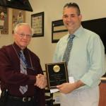 Dr. Ammon Peck with Dr. Jay Coisman