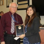 Dr. Ammon Peck with Hsiu-Wen Irene Isai