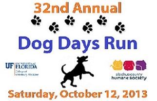 DogDaysRun logo