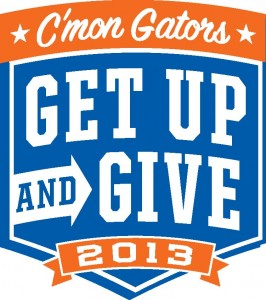 Get Up and Give logo