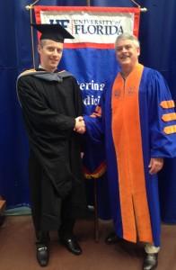 Dr. Stephen Jones and Dr. Dan Lewis