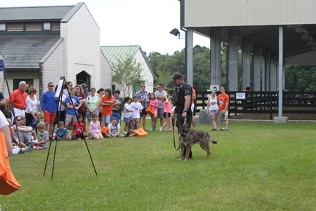 K9 Demo, Open House 2015