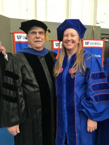 Jill Confrey and Dr. Davenport